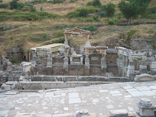 Nymphaeum Traiani