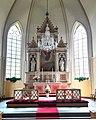 Ołtarz H.Nitry w ew.kościele na Niwach.jpg