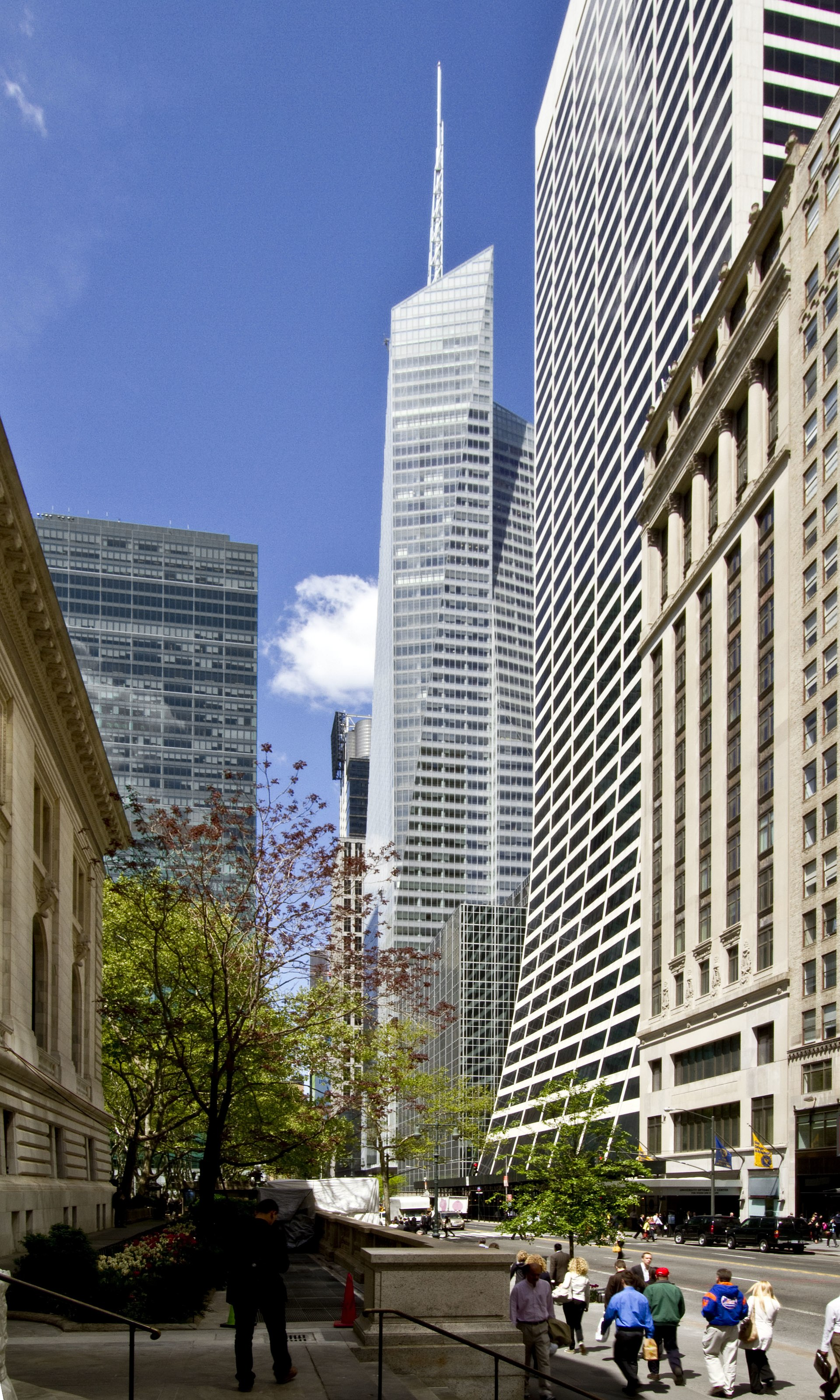 Bank Of America Tower (Manhattan)