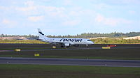OH-LKM - E190 - Finnair