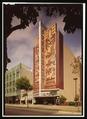 Oakland Paramount Theatre exterior, 1975..tif