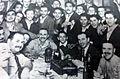 Oberá - Oscar Gálvez rodeado de amigos y admiradores.jpg