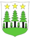 Coat of arms of Oberwald