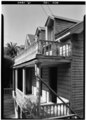 October 2, 1960 FRONT ELEVATION - Phelps House, 329 Divisadero Street, San Francisco, San Francisco County, CA HABS CAL,38-SANFRA,73-1.tif
