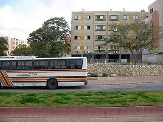 Ofakim - Apartment blocks in Ofakim