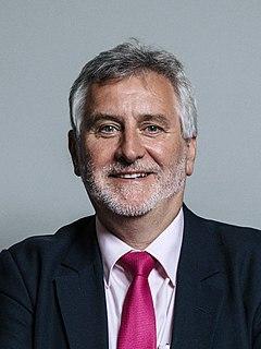 Clive Efford British Labour politician