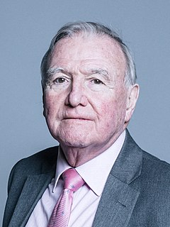 Malcolm Bruce British Liberal Democrat Politician