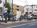 Okaden Saidaiji-Cho station 01.jpg