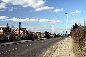Old Oak Common Lane railway station - Future site of Old Oak Common Lane station