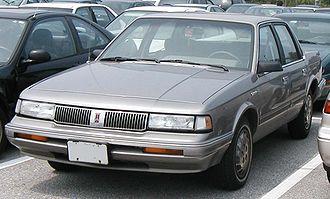 Oldsmobile Cutlass Ciera - Viquipèdia, l'enciclopèdia lliure