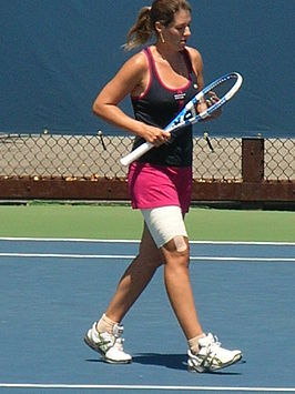 Olga Savchuk at Bank of the West Classic qualifying 2010-07-25 4.JPG