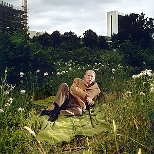 Oliver Mark - George Tabori, Berlin 2003.jpg