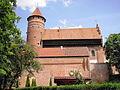 Olsztyn, zespól zamku, XIV-XVII, XIX.JPG