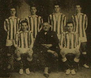 Olympiacos CFP - Olympiacos S.C. first team, 1926