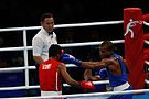 Olympics 2016 Boxing semifinal in the weight category up to 67 kg.jpg