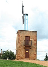 Optical Chappe Telegraph Marcy France 2.jpg