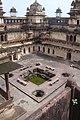Orcha's Jahangir Mahal Kund.jpg
