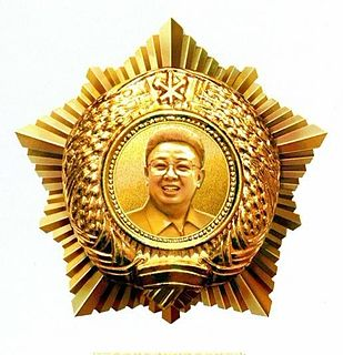 Order of Kim Jong-il