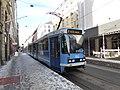 Oslo tram line 19 on Prinsens gate 02.jpg