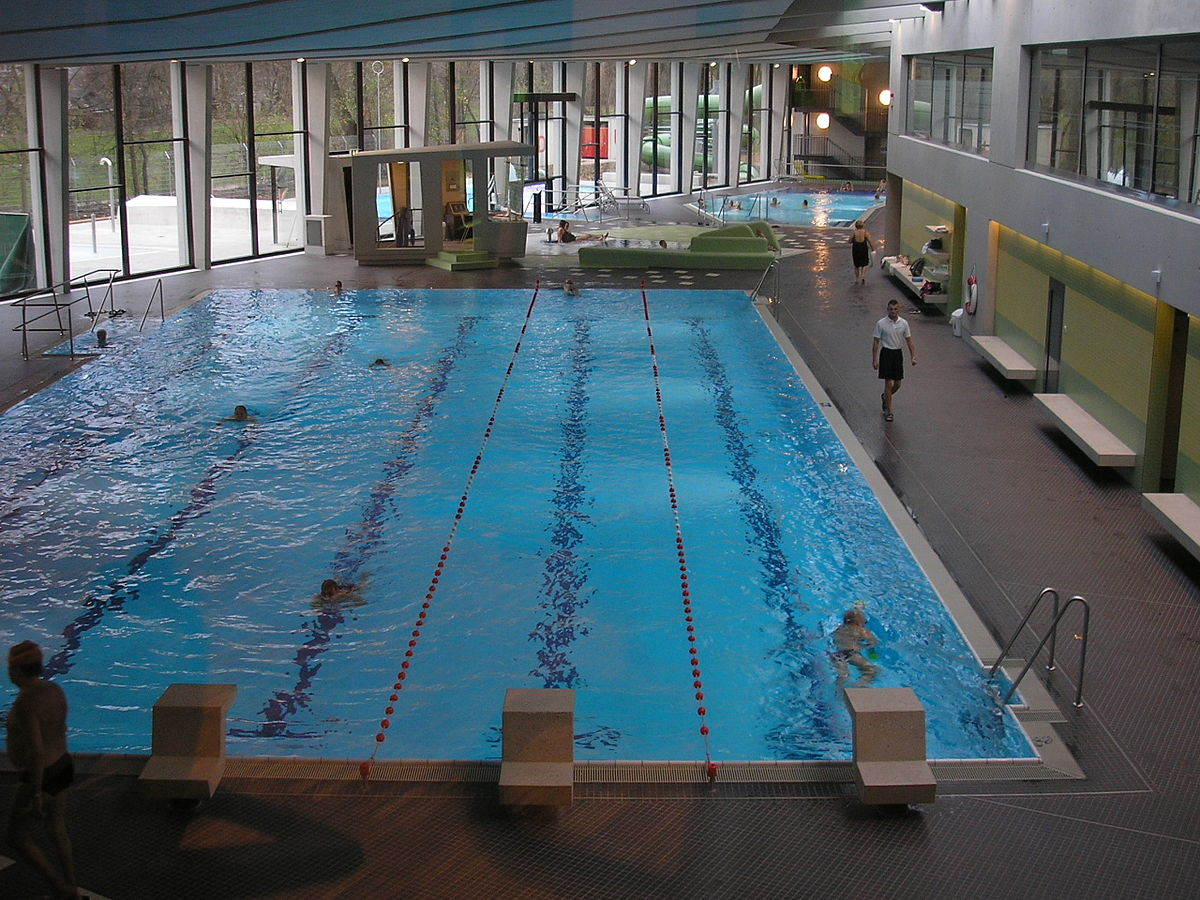 Schwimmbad Ossendorf