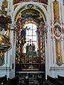 Osterhofen Basilika St. Margareta Innen Seitenaltar 3.JPG
