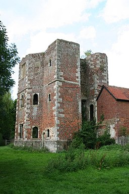 Otford Palace Gatehouse