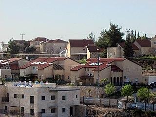 Otniel Israeli settlement in the West Bank