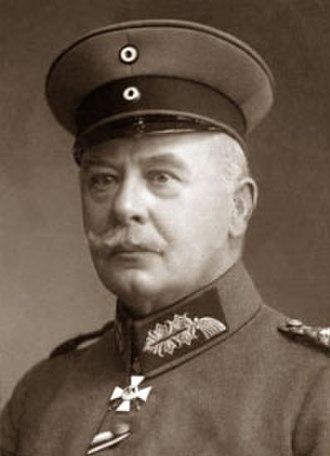 Otto von Garnier - Image: Otto von Garnier (1859 1947)