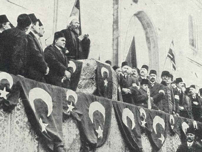 Ottoman Empire declaration of war during WWI
