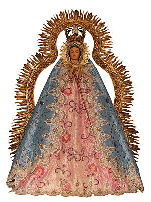 Santo Niño de Cebú - Our Lady of Guadalupe of Cebu, Patroness of Cebu