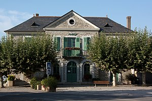 Oursbelille - The town hall