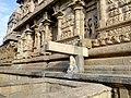 Outlet Brihadeeshwarar temple Gangaikondacholapuram.jpg