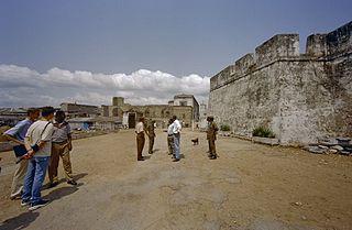 Fort William, Ghana Cultural heritage site in Ghana