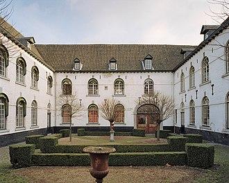 University College Maastricht - Image: Overzicht gevels binnenplaats Maastricht 20364778 RCE(copy)