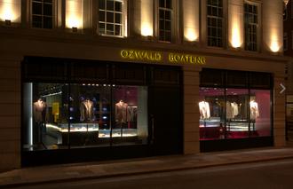 Ozwald Boateng - Ozwald Boateng's Flagship Store, No. 30 Savile Row
