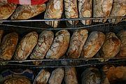 Pão de centeio de Chaves