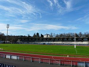 Stade Francis-Rongiéras - Image: Périgueux stade Rongieras