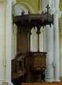 P1280795 Paris XX eglise Notre-Dame-de-la-Croix de Ménilmontant chaire rwk.jpg