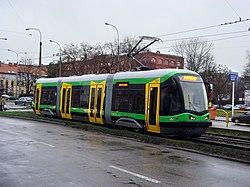 Ельблонзький трамвай