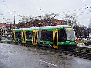 Trams in Elbląg