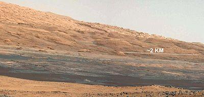 PIA16068 - Mars Curiosity Rover - Aeolis Mons - 20120817