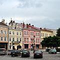 PL - Jarosław kamienice Rynek 7, 6 - Kroton 001.jpg