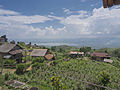 Pa'O village above Inle Lake. (14924269734).jpg