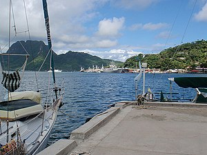 Pago Harbor