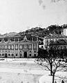 Palácio Foz e ascensor da Glória em finais do séc. XIX.jpg