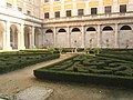 Palacio de Mafra - Jardins interior.jpg