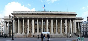 Image illustrative de l'article Bourse de Paris