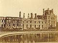 Palais des Tuileries après mai 1871, vue du pavillon de Flore HD 645 x 480 200 dpi RVB.jpg
