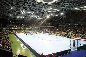 2012–13 EHF Cup - Image: Palaisdes Sports Beaulieu Nantes CDL2011