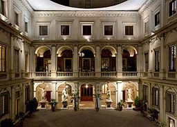 Palazzo Altemps (Rome) - courtyard